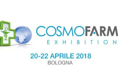 COSMOFARMA Aprile 2018